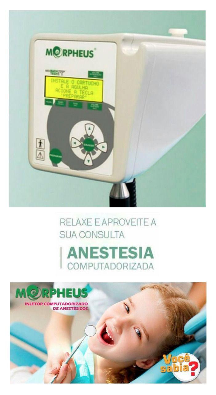 Novo conceito de anestesia - Odonto Clínica Mônica