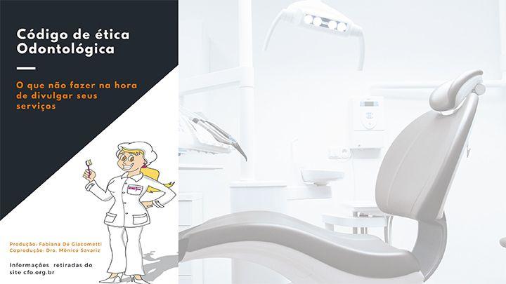 Código de Ética Odontológica - 2018