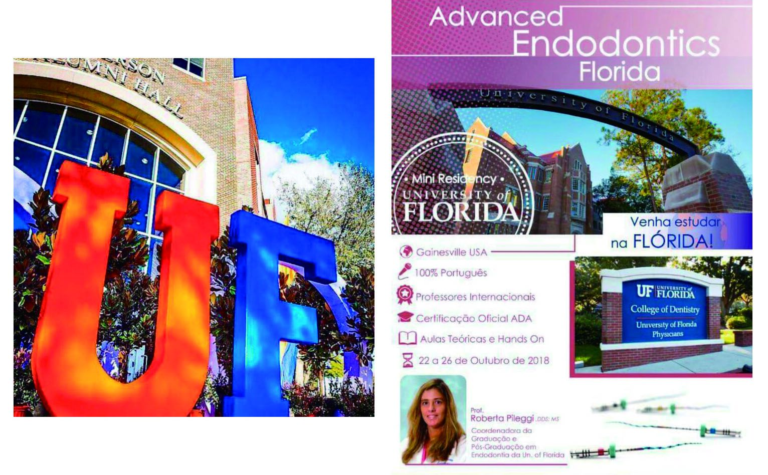 Residência na Universidade da Flórida
